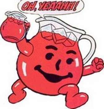 Image of Kool Aid pitcher as used in advertising