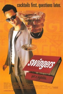 DVD Cover from Swingers